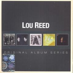 Lou Reed (Лу Рид): Original Album Series