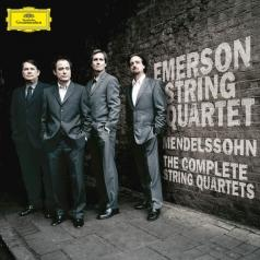 Emerson String Quartet (Эмирсон Стринг Квартет): Mendelssohn: The String Quartets