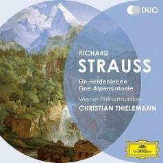 Christian Thielemann (Кристиан Тилеманн): Strauss, R.: Ein Heldenleben, Alpensinfonie, Rosenkavalier-Suite