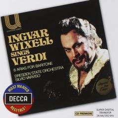 Ingvar Wixell (Ингвар Викселл): Ingvar Wixell Sings Verdi
