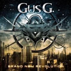 Gus G. (Гас Джи): Brand New Revolution