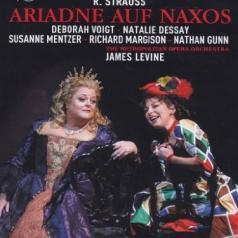 James Levine (Джеймс Ливайн): Ariadne Auf Naxos