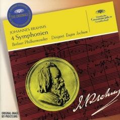 Eugen Jochum (Ойген Йохум): Brahms: Symphonien
