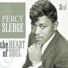 Percy Sledge (Перси Следж): The Heart Of Soul