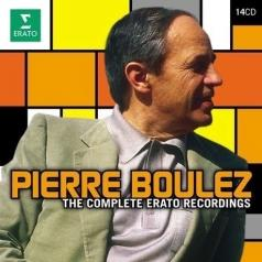 Pierre Boulez (Пьер Булез): Pierre Boulez: The Complete Erato Recordings