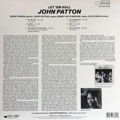 John Patton (Джон Паттон): Let 'Em Roll