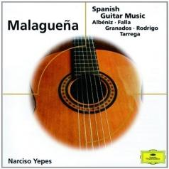 Narciso Yepes (Нарсисо Йепес): Malaguena - Spanish Guitar Music