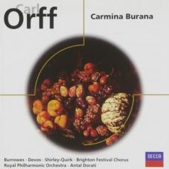 John Shirley-Quirk (Джон Ширли Куирк): C. Orff - Carmina Burana