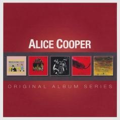 Alice Cooper (Элис Купер): Original Album Series