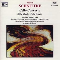 Gerhard: Cello Conc./Son.