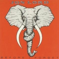Jon Lord (Джон Лорд): Before I Forget