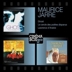 Maurice Jarre (Морис Жарр): Cinemabox: Maurice Jarre