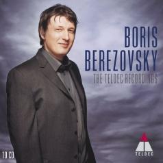 Борис Березовский: Boris Berezovsky - The Teldec & Warner Classics Recordings