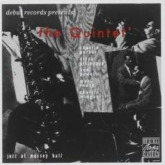 Parker: The Quintet Jazz At Massey Hall