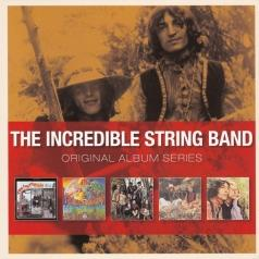The Incredible String Band (Зе Инкредибл Стринг Бэнд): Original Album Series