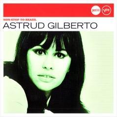 Astrud Gilberto (Аструд Жилберту): Non-Stop To Brazil