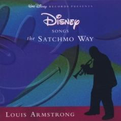Louis Armstrong (Луи Армстронг): Disney Songs The Satchmo Way
