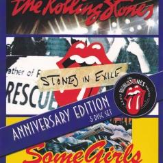The Rolling Stones (Роллинг Стоунз): Ladies & Gentlemen/ Stones In Exile/ Live In Texas '78