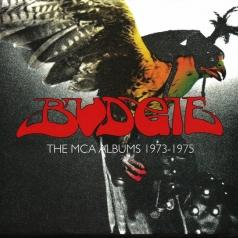 Budgie (Бадгай): The MCA Albums 1973 - 1975