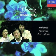 Chung Trio (Чанг Трио): Dvorak: Piano Trios Nos.1 & 3