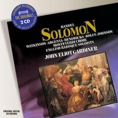 John Eliot Gardiner (Джон Элиот Гардинер): Handel: Solomon