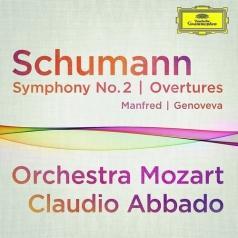 Claudio Abbado (Клаудио Аббадо): Schumann: Overtures Genoveva & Manfred; Symphony No.2