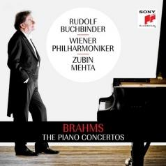 Zubin Mehta Wiener Philharmoniker Rudolf Buchbinder (Зубин Мета): Piano Concertos Nos 1 & 2