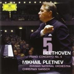 Mikhail Pletnev: Beethoven: Piano Concerto No.5