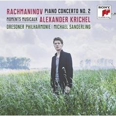 Alexander Krichel (Александр Кричел): Piano Concerto No. 2 & Moments Musiceaux