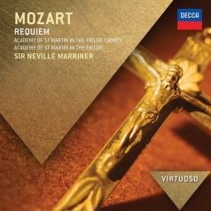 Sir Neville Marriner (Невилл Марринер): Mozart: Requiem