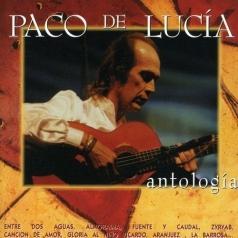 Paco De Lucia (Пако де Лусия): Antologia