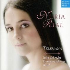 Nuria Rial: Italian Opera Arias