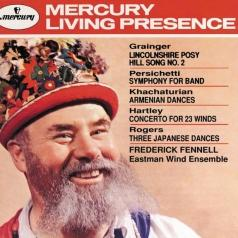 Frederick Fennell (Фредерик Феннелл): Works For Wind Ensemble