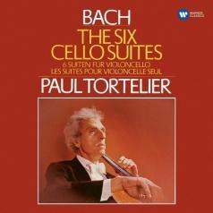Paul Tortelier (Поль Тортелье): Cello Suites
