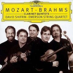 Emerson String Quartet (Эмирсон Стринг Квартет): Mozart / Brahms: Clarinet Quintets