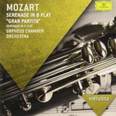 "Orpheus Chamber Orchestra: Mozart: Serenade In B flat - ""Gran Partita"""