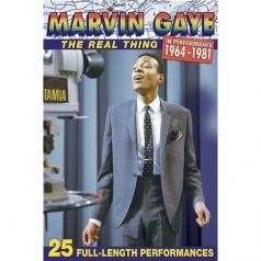 Marvin Gaye (Марвин Гэй): The Real Thing In Performance 1964-1981