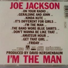 Joe Jackson (Джо Джексон): I'm The Man