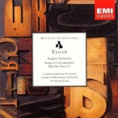 London Symphony Orchestra (Лондонский симфонический оркестр): Enigma-Variat/Pomp&Circumstanc