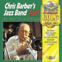 Chris Barber (Крис Барбер): Chris Barber's Jazz Band Live In 1954 & 1955