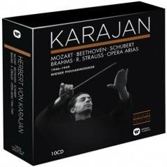 Herbert von Karajan (Герберт фон Караян): The Vienna Philharmonic Recordings 1946 - 1949