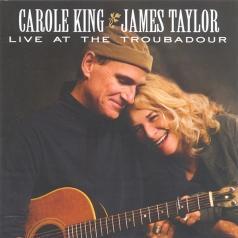James Taylor (Джеймс Тейлор): Live At The Troubadour
