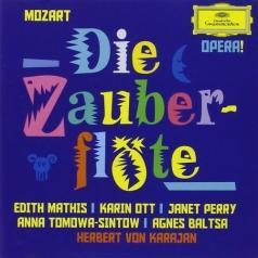 Herbert von Karajan (Герберт фон Караян): Mozart: Die Zauberfl?te