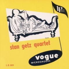 Stan Getz (Стэн Гетц): Stan Getz Quartet