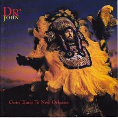 Dr. John (Доктор Джон): Goin' Back To New Orleans