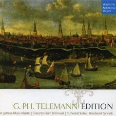 G. Telemann (Г.Ф.Телеман): Telemann Edition