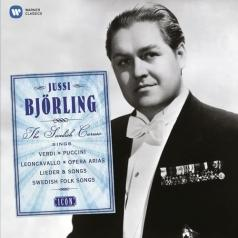 Jussi Bjorling (Юсси Бьёрлинг): Jussi Bjorling The Swedish Caruso