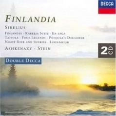 Владимир Ашкенази: Sibelius: Finlandia; Luonnotar; Tapiola etc.