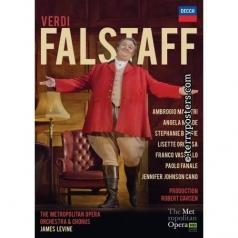 James Levine (Джеймс Ливайн): Verdi: Falstaff
