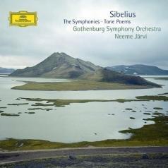 Neeme Jaervi (Неэме Ярви): Sibelius: Symphonies,Tone Poems